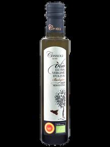 Olio Extra Vergine di Oliva DOP Monte Etna da Agricoltura Biologica