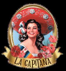 La capitana logo