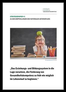 Titelseite Strategiepapier 1