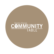 Gastro Vision Community Table