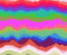 wykonaj piękny piaskowy obraz