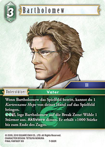 Bufft Hope, ist ein Kategorie FFXIII Charakter und kann Reaktivieren - großartig für Lightning