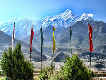 Jomsom Muktinath Yoga Trek in Nepal, Himalayan Peaks in Lower Mustang; Yoga Vaccation in Nepal, Yoga Trekking in Nepal