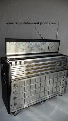 Philips Antoinette Transworld de Luxe 22RL798 Bj.1969-1971