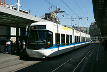 Das etwas andere Cobra-Tram der Glatttalbahn (Bild PD)