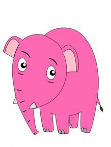 Denken Sie nicht an einen rosa Elefanten