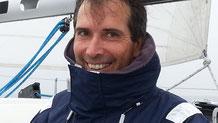 Jürgen 35 Jahre Regattaerfahrung