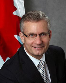 Canada's Trade Minister Ed Fast  / source: Canadian Gov't