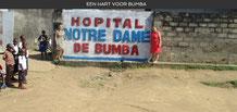 Een zeer goed doel in Congo van vriendin Marianne