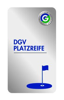 DGV Platzreife
