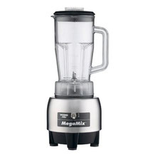 Waring Commercial Blender - Brushed Steel Blender MegaMix HPB300