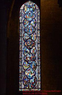 Chartres, Fenster Joh. d. Täufers