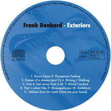 Frank Denhard Interiors Solo Debut CD