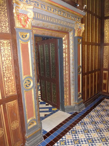 Appartements royaux à Blois. Source Laure Trannoy.