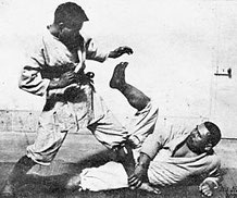 Ancien Jujutsu