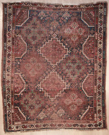 Khamseh 1,44 x 1,22 m  1860-70