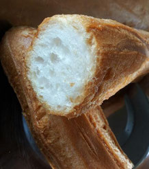 ▲フランスパンのようですが「仙台ふ」