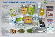 Productos Moringa Vitalmor