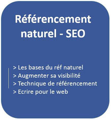 Formation sur les techniques en référencement naturel-SEO et en écriture web qui augmentent votre visibilité sur le web