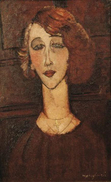 Amedeo Modigliani - Renee - 1916