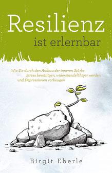 Resilienz ist erlernbar - Wie Sie durch den Aufbau der inneren Stärke Stress bewältigen, widerstandsfähiger werden und Depressionen vorbeugen von Birgit Eberle - Resilienz Bestseller