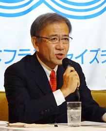 井阪隆一副会長