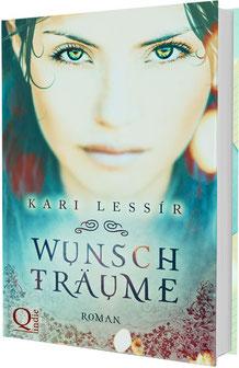 """Buchcover zu """"Wunschträume"""""""