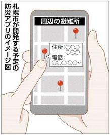 1月26日北海道新聞朝刊23面より