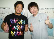 原田大輔選手