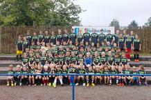 Gruppenbild HSC-Fussballcamp 2015