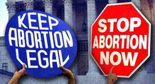 дебаты об абортах