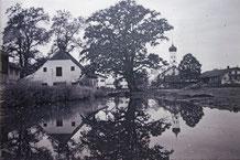 Alte Ansicht von Sauerlach