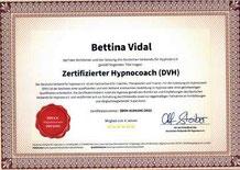DVH zertifizierter Hypnocoach