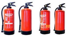 Feuerlöscher - Rauchmelder, Löschdecke, Notfallplan, Mehrfamilienhaus, Gebäude, Wohnung, Sicherheit
