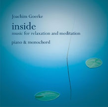 CD: Inside - Music for relaxation, meditation & therapy