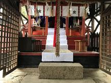 若宮八幡宮の本殿