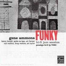 Funky(Prestige7083-Gene Ammons)