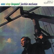 One Step Beyond(Blue Note4137-Jackie McLean)