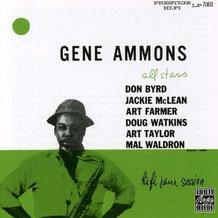 Jammin' with Gene(Prestige7060- Gene Ammons)