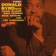 Fuego(Blue Note4026-Donald Byrd)