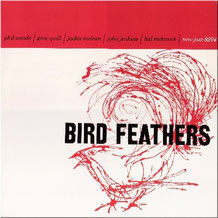 Bird Feathers(New Jazz8204-Phil Woods/Jackie McLean/Hal McKusick)