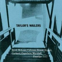 Taylor's Wailers(Prestige7117-Art Taylor)
