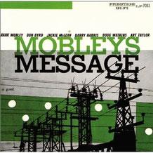 Mobley's Message(Prestige7061-Hank Mobley)