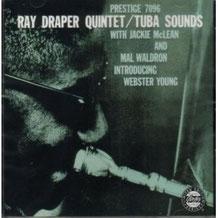 Tuba Sounds(Prestige7096-Ray Draper)