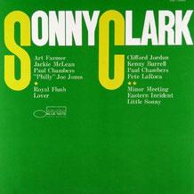 Sonny Clark Quintets(Blue Note1592-Jackie McLean)