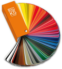 RAL Colour Wheel