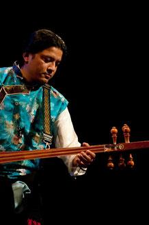 Prière d'opéra - Lobsang Chonzor