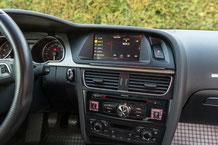 Audi A5 Alpine Navi nachrüsten mit Concer oder chorus Radio