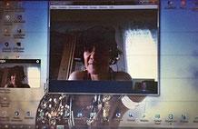 Skype-Verbindung mit Regula funktioniert auch ohne Strom