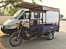 Nach der AC Cobra in Windhoek nun das BD Känguru in Rundu